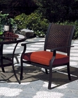 Las Palmas Arm Chair by Sunny Designs SU-4756-A (Set of 2)