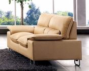 Leather Loveseat European Design 33SS233