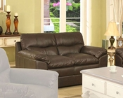 Leather Loveseat  MO-FULL