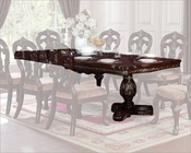Leg Dining Table Deryn Park by Homelegance EL-2243-114
