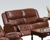 Loveseat Fullerton Brown by Acme Furniture AC50201