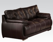 Loveseat in Espresso Terrence by Acme Furniture AC51741