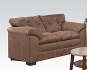 Loveseat Lucille Espresso by Acme Furniture AC50366
