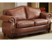 Loveseat Midwood by Homelegance EL-9616BRW-2