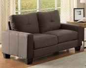 Loveseat Ramsey by Homelegance EL-8518-2