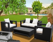 Lunar Patio Sofa Set by Modway MY-EEI619
