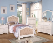 Luxurious Bedroom Set Ira by Acme Furniture AC30145SET