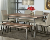 Macbeth Dining Set by Euro Style EU-09840Set