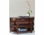 Magnussen Demilune Sofa Table Brunswick MG-T1096-75