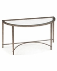 Magnussen Demilune Sofa Table Copia MG-T2114-75