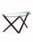 Magnussen Demilune Sofa Table Visio MG-T2282-75