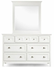 Magnussen Double Dresser & Mirror Kentwood MG-B1475-22-40