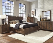 Magnussen Modern Bedroom Set Echo MG-B3267SET
