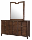 Magnussen Dresser and Mirror Echo MG-B3267DM