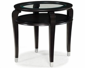 Magnussen Oval End Table Harper MG-T1946-07