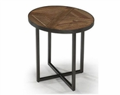 Magnussen Oval End Table Lakeside MG-T2303-07