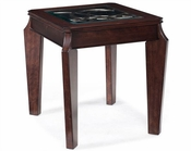 Magnussen Rectangular End Table Ombrio MG-T2034-03