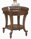Magnussen Round End Table Aidan MG-T1052-05