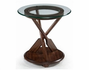 Magnussen Round End Table Beaufort MG-T2214-05