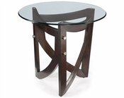 Magnussen Round End Table Lysa MG-T1860-05