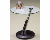 Magnussen Round End Table Modesto MG-38004