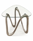 Magnussen Shaped End Table Spano MG-T2053-22