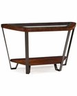 Magnussen Shaped Sofa Table Quasar MG-T1926-95