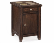 Magnussen Square Accent Table Allister MG-T1810-33