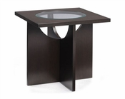 Magnussen Square End Table Ozino MG-T1807-01