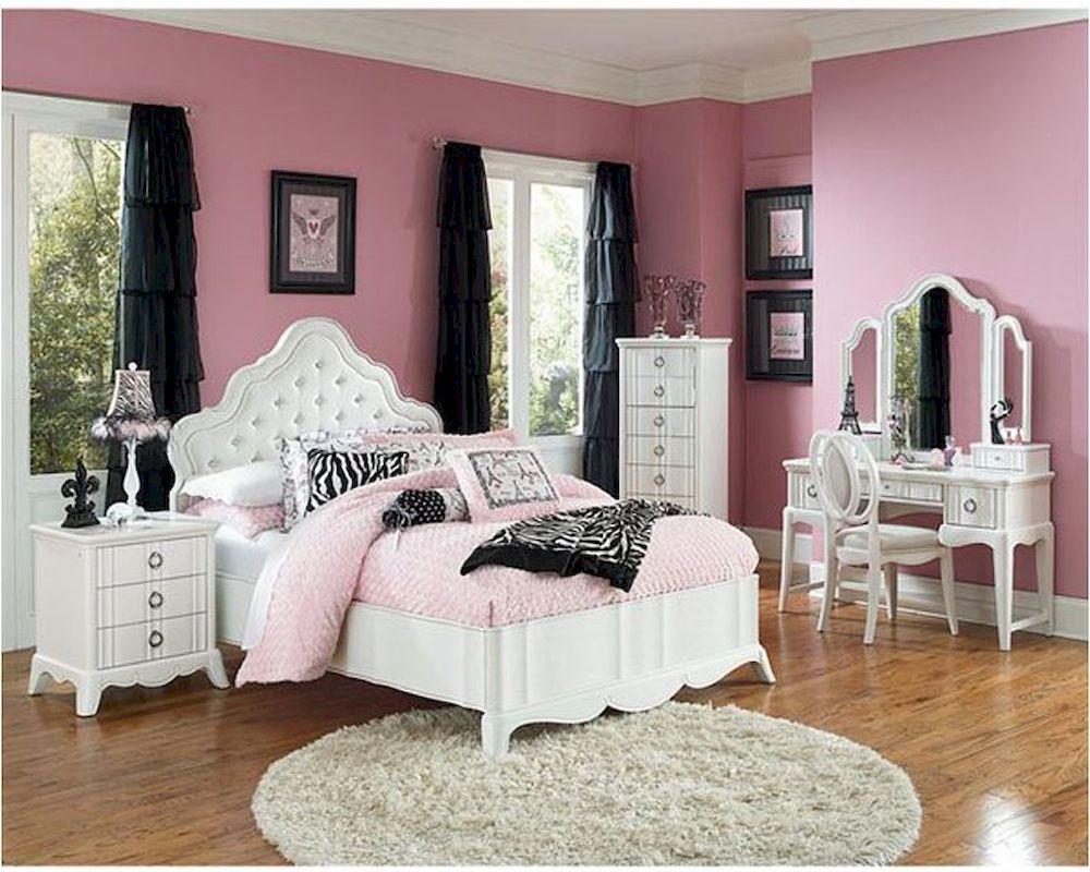 magnussen youth bedroom set gabrielle mg-y2194set