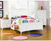 Magnussen Youth Bedroom Set with 2 Storage Rail Kenley MG-Y1875SET6