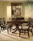 Mahogany Dining Set Metropolis by Hekman HE-704210067-SET