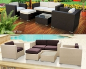 Malibu Patio Sofa Set by Modway MY-EEI607