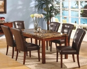 Marble Top Dining Set MO-8812