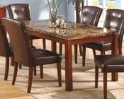 Marble Top Dining Table MO-8812TB