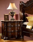Marble Top Nightstand MCFB3000-N