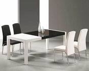 Marcella Two Tone Dining Set 44DT062SET