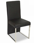Maria Black Side Chair 44D0099B (Set of 2)