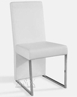 Maria White Side Chair 44D0099W (Set of 2)