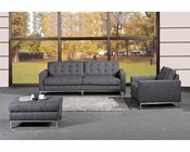 Marthena Furnishing 3pc Fabric Sofa Set MF-S2020