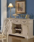 MCF Furnishings Cream Sideboard MCFD9301-SB