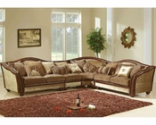 MCF Furniture Traditional Sectional Sofa Set MCFSF2780