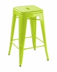 Metal Barstool in Contemporary Style 44BR5046 (Set of 4)