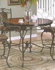 Metal Counter Height Dining Table AN-MDT136