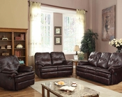 Microfiber Sofa Zamora by Acme Furniture AC50750SET