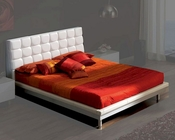 Modern Bed in White Made in Spain 33B62