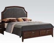 Modern Bed Lancaster by Acme AC24570BED