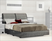 Modern Bed Made in Italy Elite 33140EI