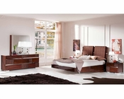 Modern Bedroom Set Caprice European Design Made in Italy 33B511