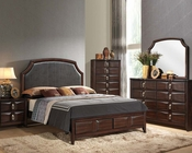 Modern Bedroom Set Lancaster by Acme AC24570SET